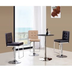 chrome barstools