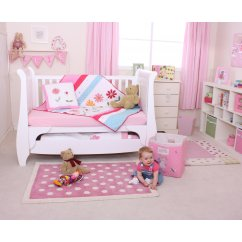 flower garden girls bedding