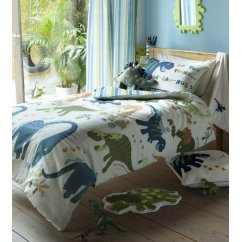 dino boys bedding range