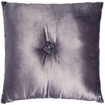 Kylie bedding Cluster kitten grey 50cm x 50cm velvet cushion