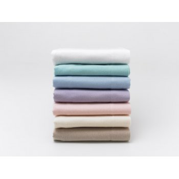 Helena springfield brushed cotton flat sheet