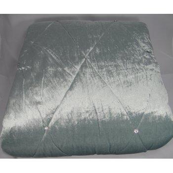 Riva paoletti Diamante duckegg blue 220cm x 240cm bedspread set