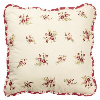 Iliv Floreale chintz floral reversible feather filled cushion