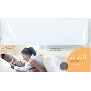 Fine bedding So soft micro cotton mattress protector