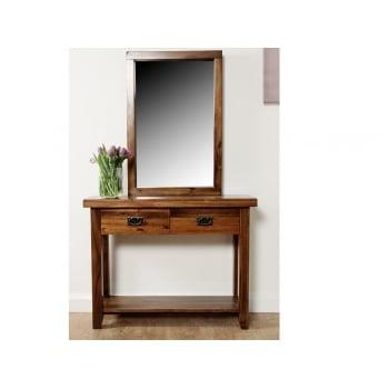 Annaghmore Roscrea Dark Oak Hall Mirror