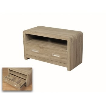 Annaghmore Encore Havana TV Stand with Drawer