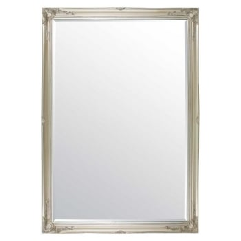 Mirror outlet Buxton ivory ornate mirror 201 x 140cm