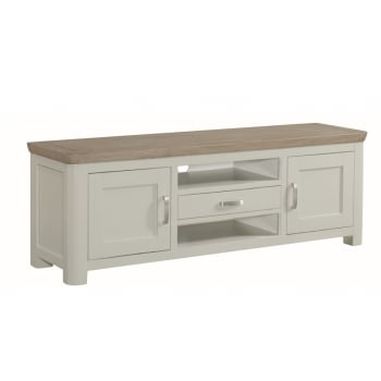 Annaghmore Treviso Painted Wide TV Unit