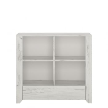 Furniture to go Angel one drawer low bookcase