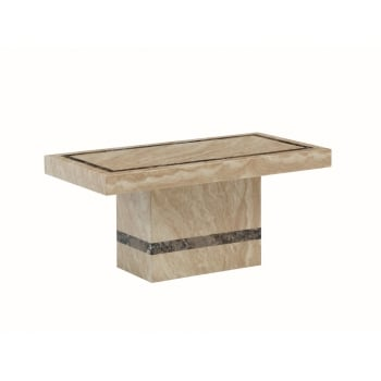 Annaghmore Vittoria marble coffee table