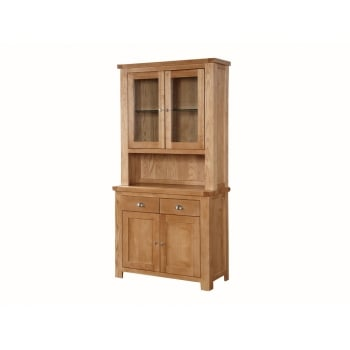Annaghmore Carlingford two door buffet hutch