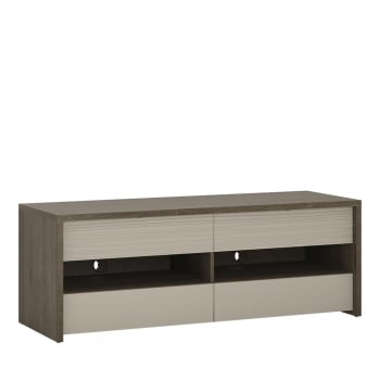 Furniture to go Aspen four drawer led tv stand
