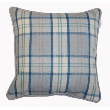 Style furnishings Lewis ocean piped cushion cover, 43cm
