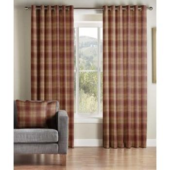 Montgomery Brae sierra readymade eyelet curtains