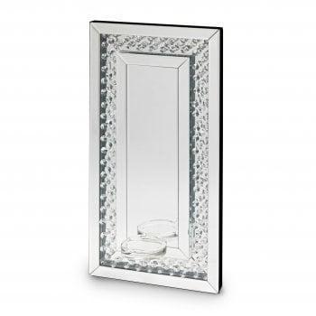 Lpd furniture Valentina sconce mirror, 30 x 60cm