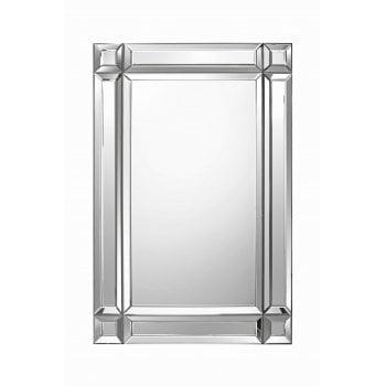 Lpd furniture Valentina rectangle mirror, 60 x 90cm