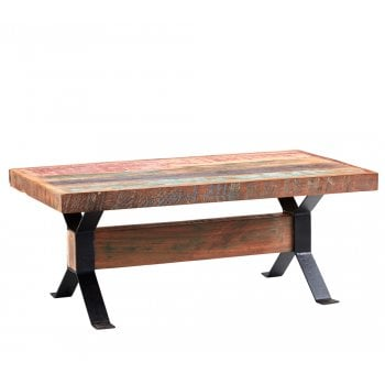 Indian hub Coastal coffee table