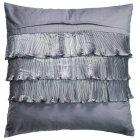 Ionia kitten grey 50cm x 50cm filled cushion