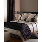 Iola heather embroidered duvet set