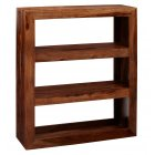 Cube sheesham small multi shelf