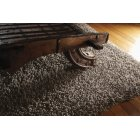 Imperial taupe hand woven 100% pure wool rug