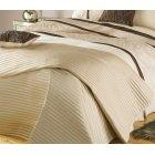 Regency oyster bedspread 254cm x 254cm