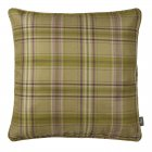 Cerato fern tartan check cushion 45cm
