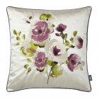 Veneto damson floral cushion 45cm