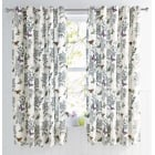 Aviana Multi Butterfly Curtains 66x72