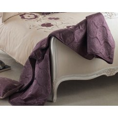 Dauphine heather bedspread