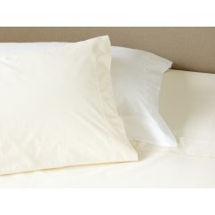 Luxury 100% combed cotton 220 thread count pillowcase