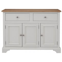 Chaumont painted 3 door sideboard