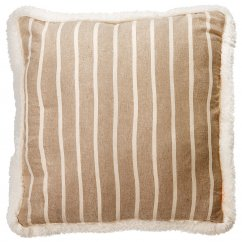 Mason striped sand cushion 45cm