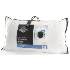 Spundown xl synthetic 100% cotton twill pillow