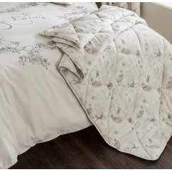 Je taime natural country french bedspread 220cm x 230cm