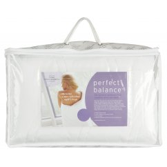 Perfect balance lysoft cotton mattress protector