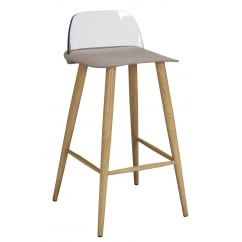 Chelsea stone bar stool (pair)