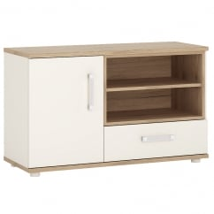 4kids One door one drawer  tv cabinet